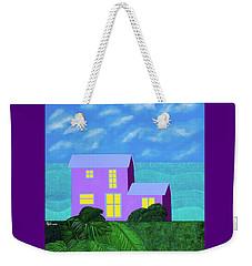 The Caicos Weekender Tote Bag