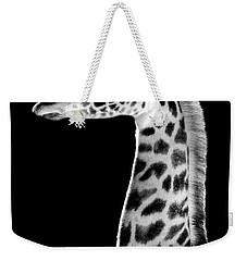 The Calf Weekender Tote Bag by Marius Sipa