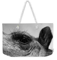 The Camels Eye  Weekender Tote Bag