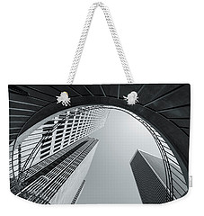 The Camera's Eye Weekender Tote Bag