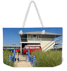 The Canadians Are Here Weekender Tote Bag