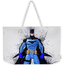 The Caped Crusader Weekender Tote Bag