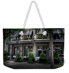 The Capital Grille Weekender Tote Bag