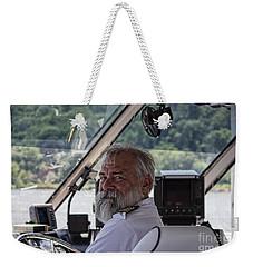 The Captain Weekender Tote Bag