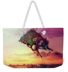 The Carnival Is Over Weekender Tote Bag