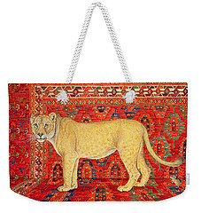 The Carpet Mouse Weekender Tote Bag by Ditz