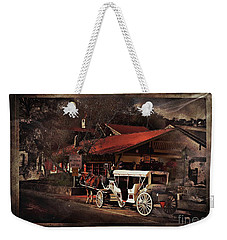 The Carriage Weekender Tote Bag by Bob Pardue
