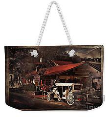The Carriage Weekender Tote Bag