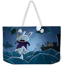 The Carrot Thief Weekender Tote Bag