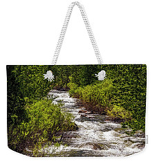 The Carson River Weekender Tote Bag
