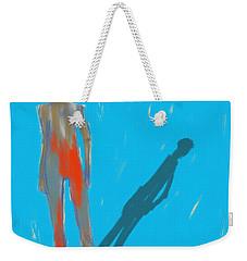 The Cast Shadow Weekender Tote Bag by Jim Vance