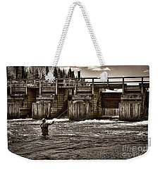 The Cast Weekender Tote Bag
