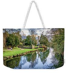 The Castle Walk Weekender Tote Bag