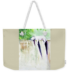 The Cat-nap Weekender Tote Bag