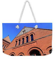 The Central Market Weekender Tote Bag