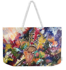 The Chair  Weekender Tote Bag by Lori Lovetere