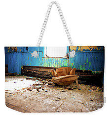 The Chair Weekender Tote Bag by Randall Cogle
