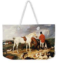 The Change, 1823 Weekender Tote Bag
