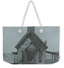 The Chapel  Weekender Tote Bag