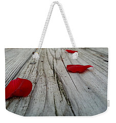 Weekender Tote Bag featuring the photograph The Character Of Beauty by Robert Knight