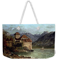 The Chateau De Chillon Weekender Tote Bag