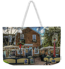 The Cheese Shop Weekender Tote Bag