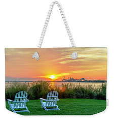 The Chesapeake Weekender Tote Bag