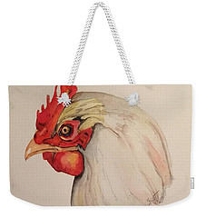 The Chicken Weekender Tote Bag