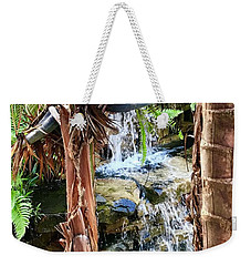 Weekender Tote Bag featuring the photograph The Choice For Life by Kicking Bear Productions