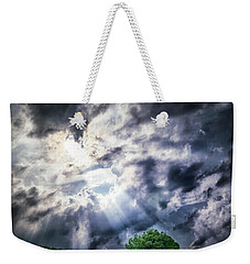 Weekender Tote Bag featuring the photograph The Chosen by Mark Fuller