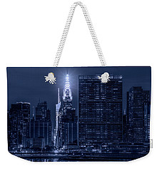 The Chrysler Star Weekender Tote Bag