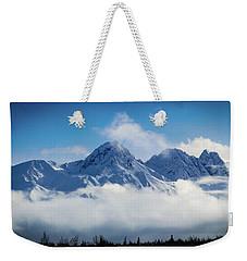 The Chugachs Weekender Tote Bag