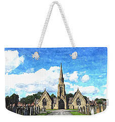 The Church Weekender Tote Bag