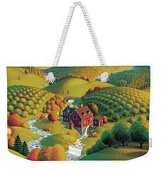 The Cider Mill Weekender Tote Bag