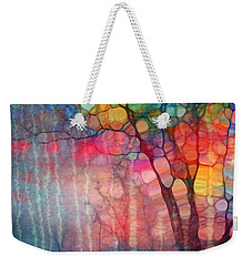 The Circus Tree Weekender Tote Bag by Tara Turner