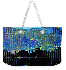 The City Weekender Tote Bag