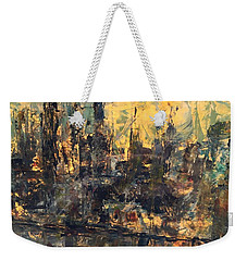 The City Weekender Tote Bag