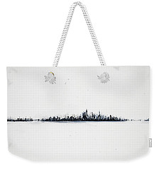 The City New York Weekender Tote Bag