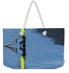 The Clammer Weekender Tote Bag