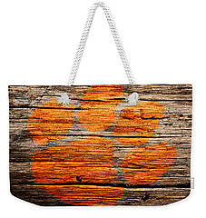 The Clemson Tigers 1a Weekender Tote Bag