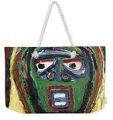 The Cleric Weekender Tote Bag