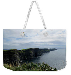 The Cliffs Of Moher Ireland Weekender Tote Bag