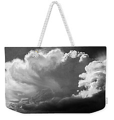 The Cloud Gatherer Weekender Tote Bag by John Bartosik