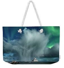 The Cloud I Weekender Tote Bag