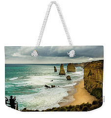 Weekender Tote Bag featuring the photograph The Coast by Perry Webster