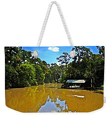 The Cold Hole Weekender Tote Bag