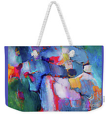 The Collaboration Weekender Tote Bag