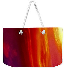 The Color Spectrum Weekender Tote Bag