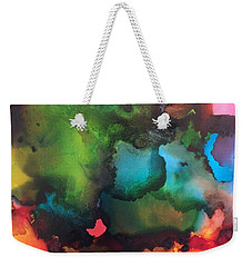 The Color Wheel Weekender Tote Bag