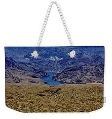 The Colorado River  Weekender Tote Bag